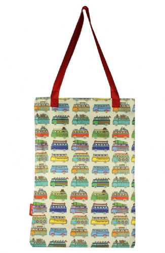 Selina-Jayne Campervan Limited Edition Designer Tote Bag